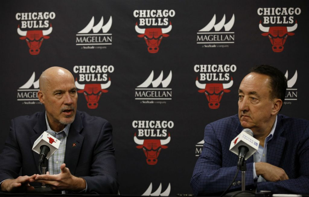 Exec John Paxson Jimmy Butler not on trade block