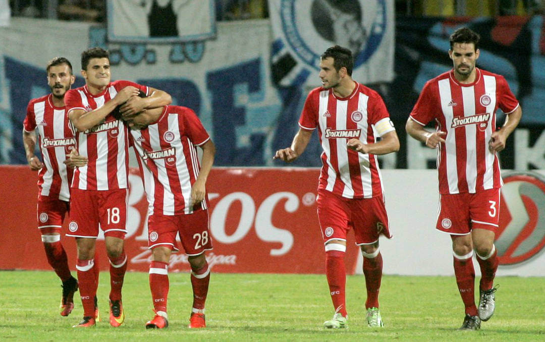 Olympiakos-Piraeus-aim-to-finish-off-Partizan